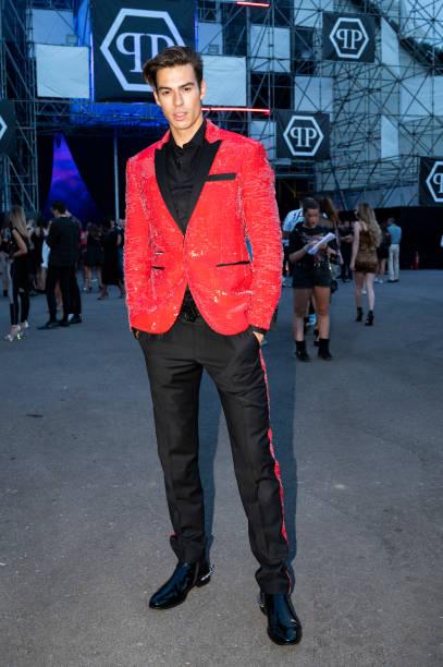 ITA: Philipp Plein - Arrivals - Milan Men's Fashion Week Spring/Summer 2020