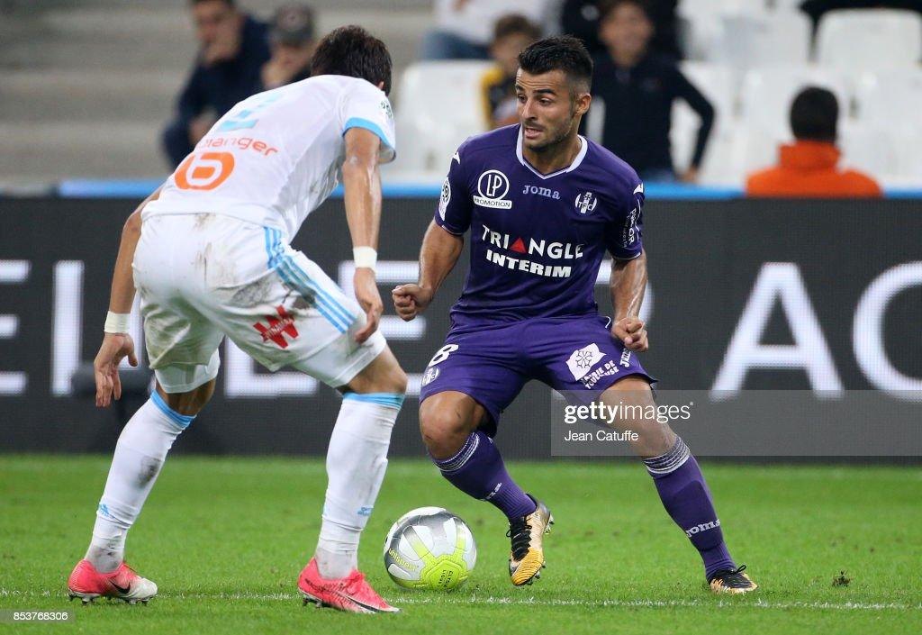 Olympique Marseille v Toulouse - Ligue 1 : News Photo