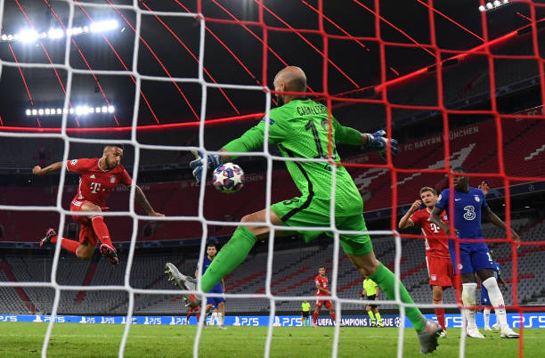 DEU: FC Bayern Muenchen v Chelsea FC - UEFA Champions League Round of 16: Second Leg
