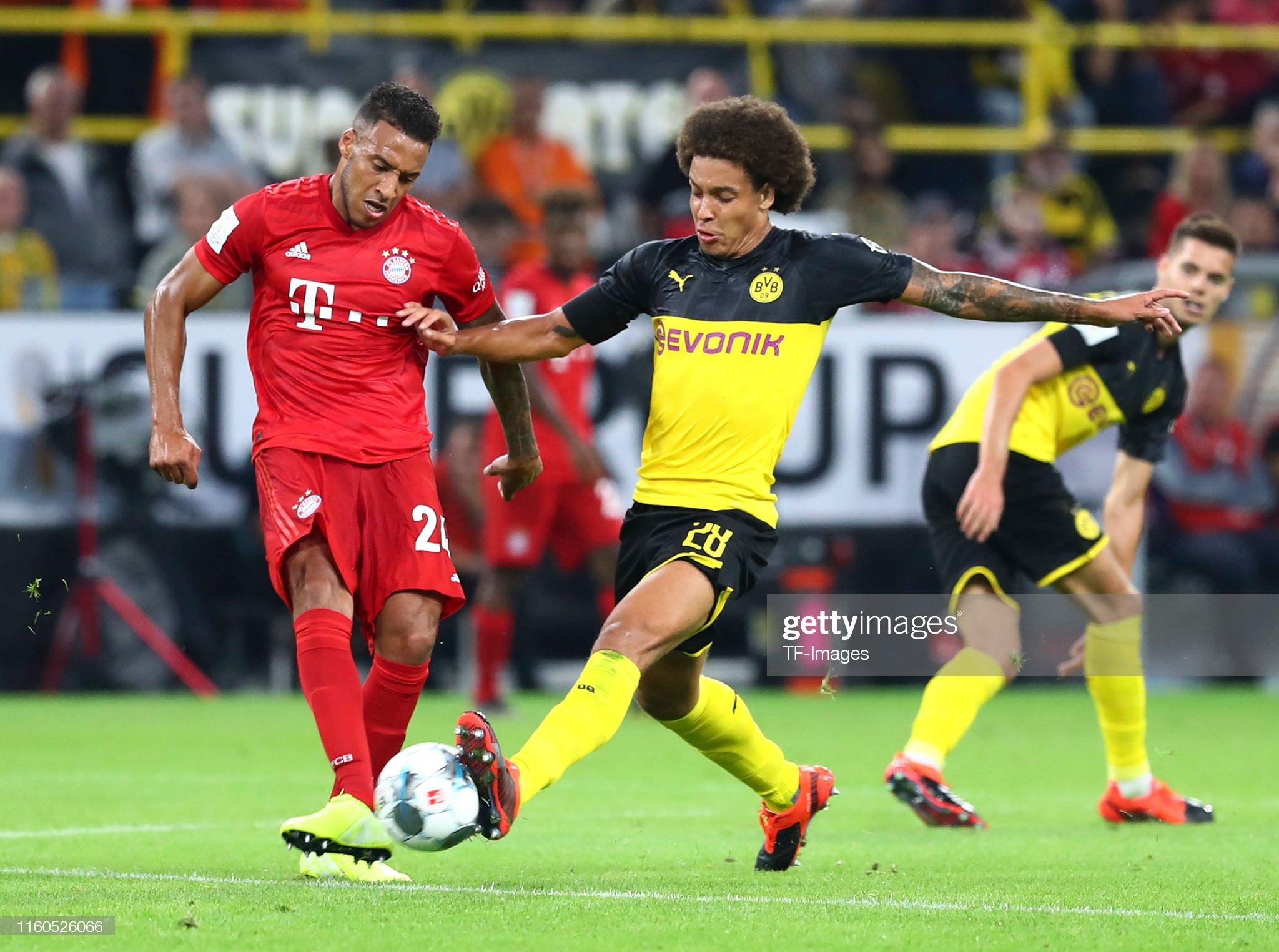 Bayern Dortmund Preview