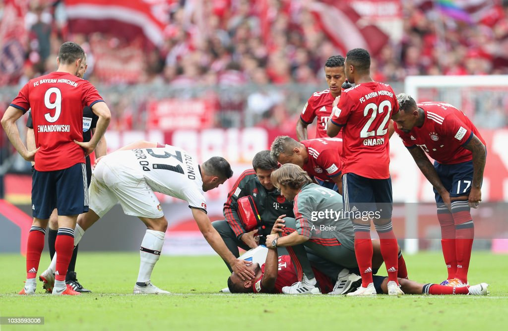 FC Bayern Muenchen v Bayer 04 Leverkusen - Bundesliga : Foto jornalística
