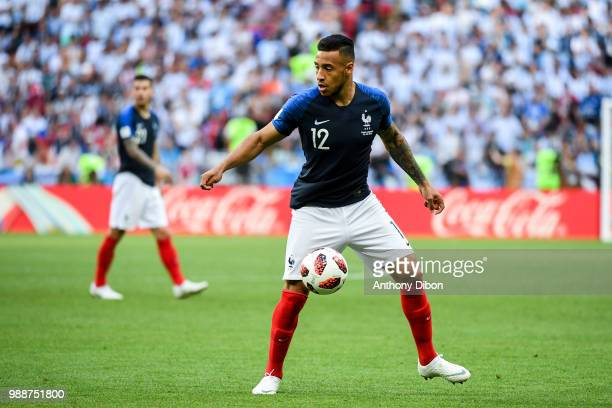 Corentin Tolisso of France during the FIFA World Cup Round of 16 match between France and Argentina at Kazan Arena on June 30 2018 in Kazan Russia