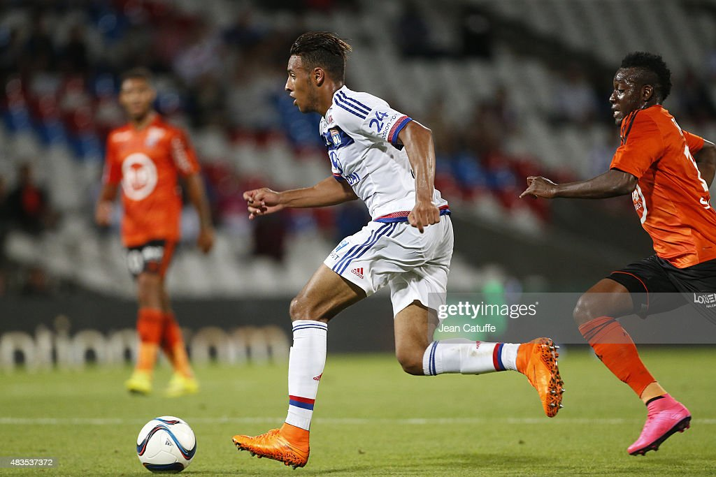 Olympique Lyonnais v FC Lorient - Ligue 1 : News Photo