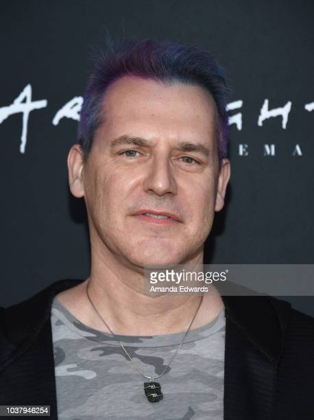 Corey Allen Jackson attends the screening of 'Fire On The Hill' during the 2018 LA Film Festival at ArcLight Culver City on September 22 2018 in...