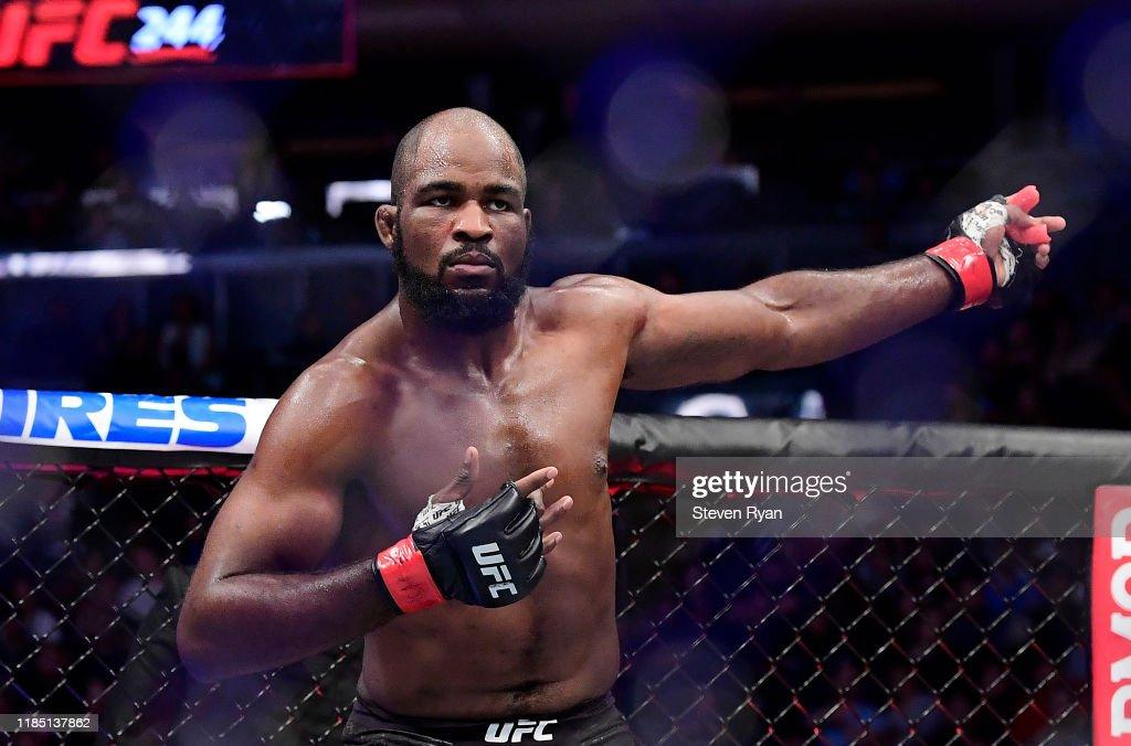 UFC 244 Walker v Anderson : News Photo