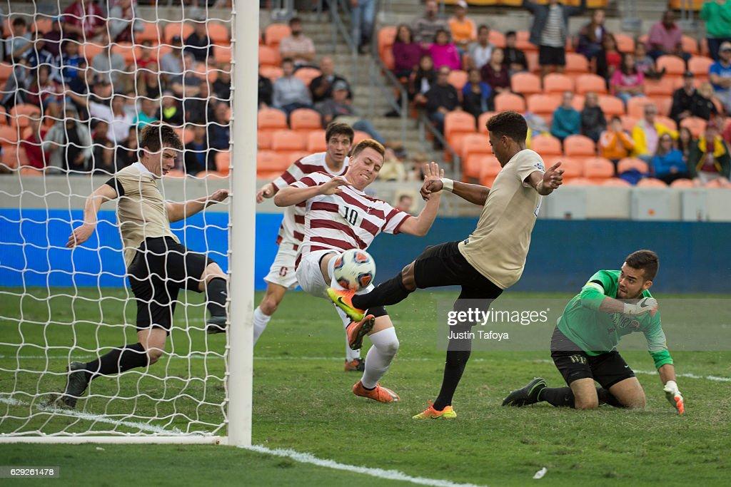 NCAA Division 1 Men's Soccer Championship : Nieuwsfoto's