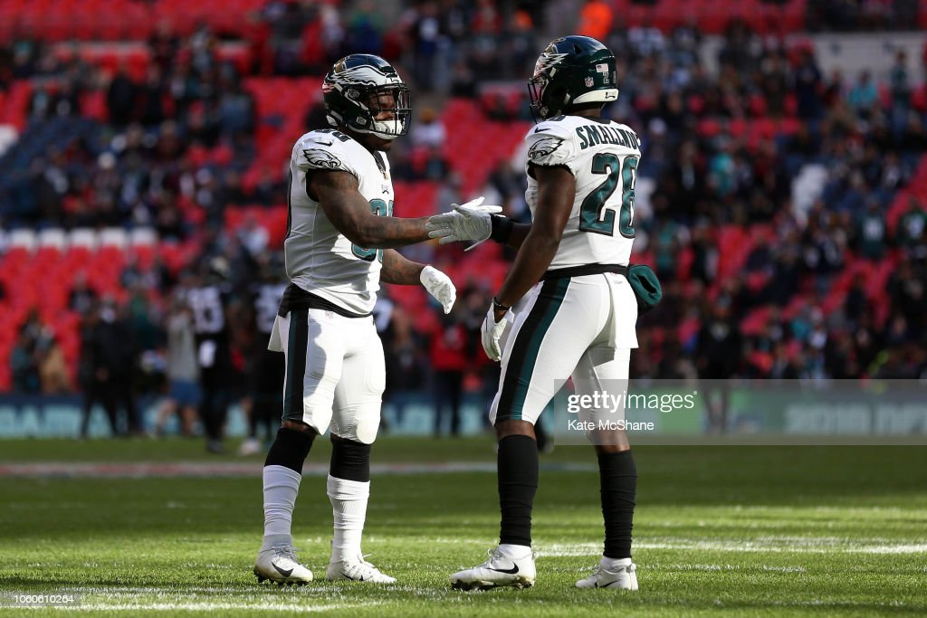 Philadelphia Eagles v Jacksonville Jaguars : Fotografia de notícias