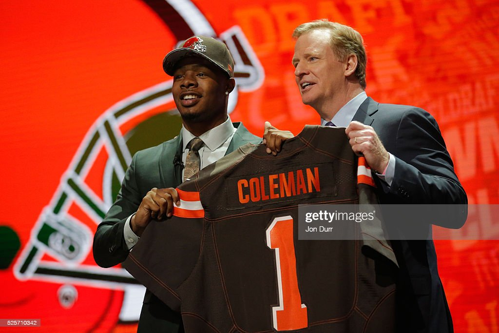 NFL Draft : News Photo