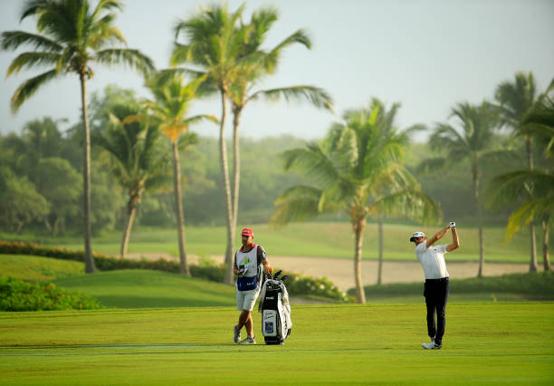 DOM: Corales Puntacana Resort & Club Championship - Round One