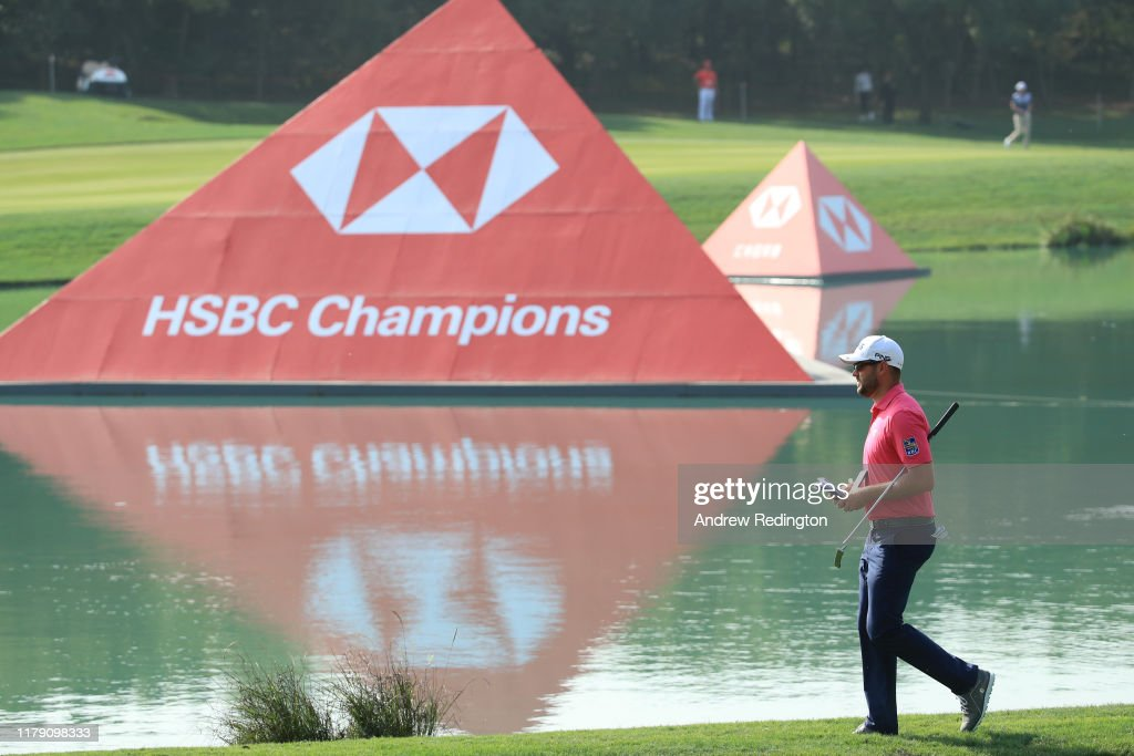 WGC HSBC Champions - Day One : News Photo