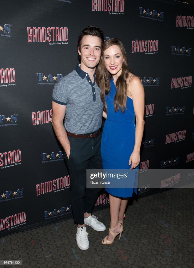 """Bandstand: The Broadway Musical On Screen"" New York Premiere"