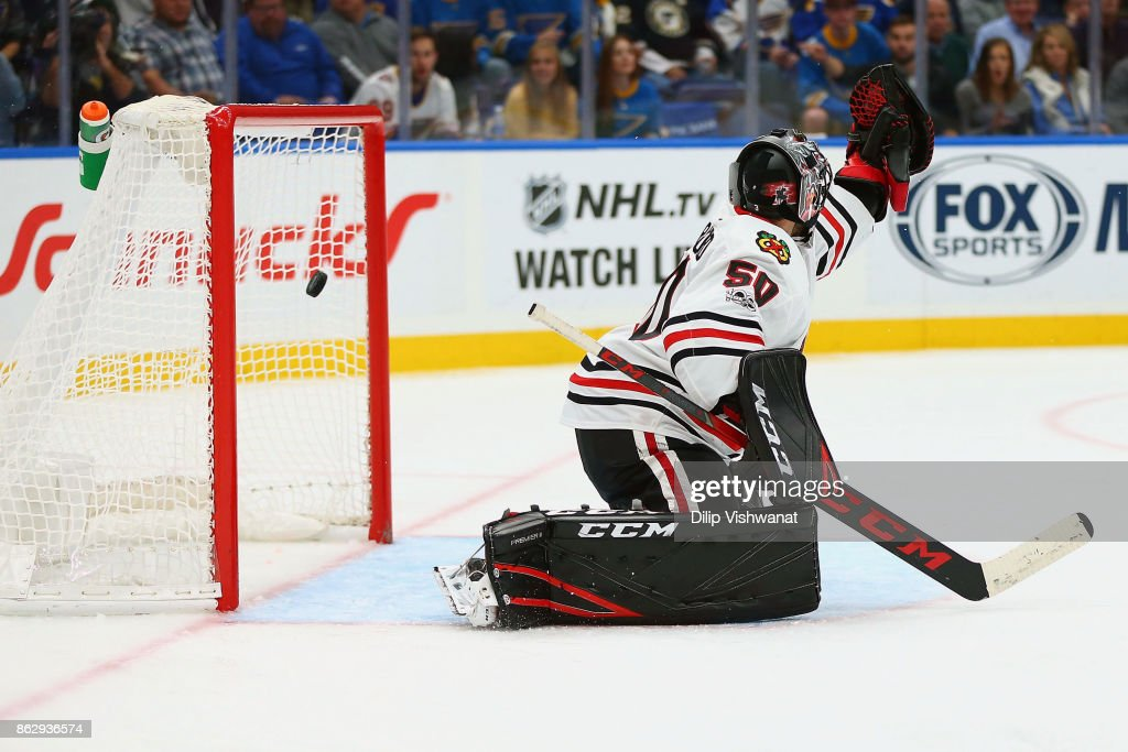 Chicago Blackhawks v St Louis Blues