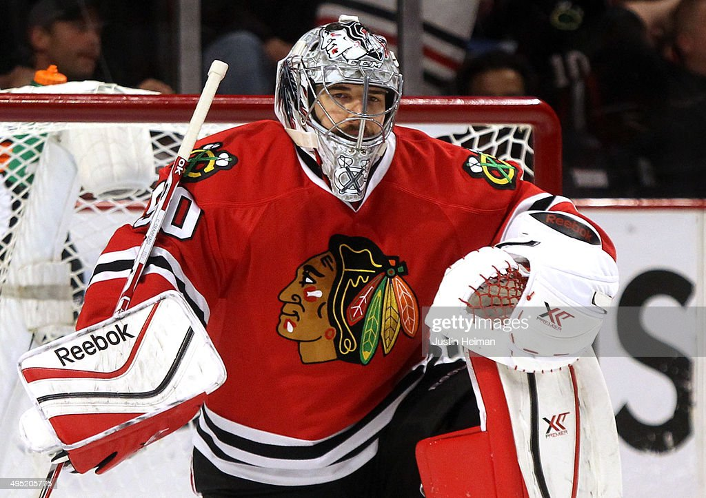 Los Angeles Kings v Chicago Blackhawks - Game Seven : News Photo