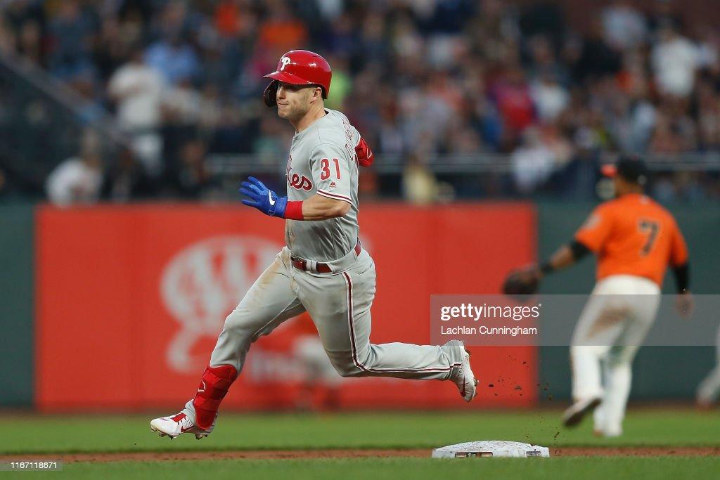 Philadelphia Phillies v San Francisco Giants : News Photo