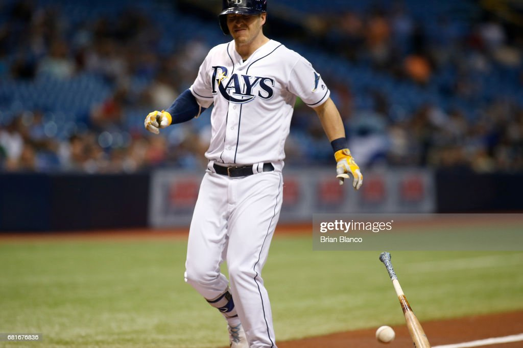 Kansas City Royals v Tampa Bay Rays