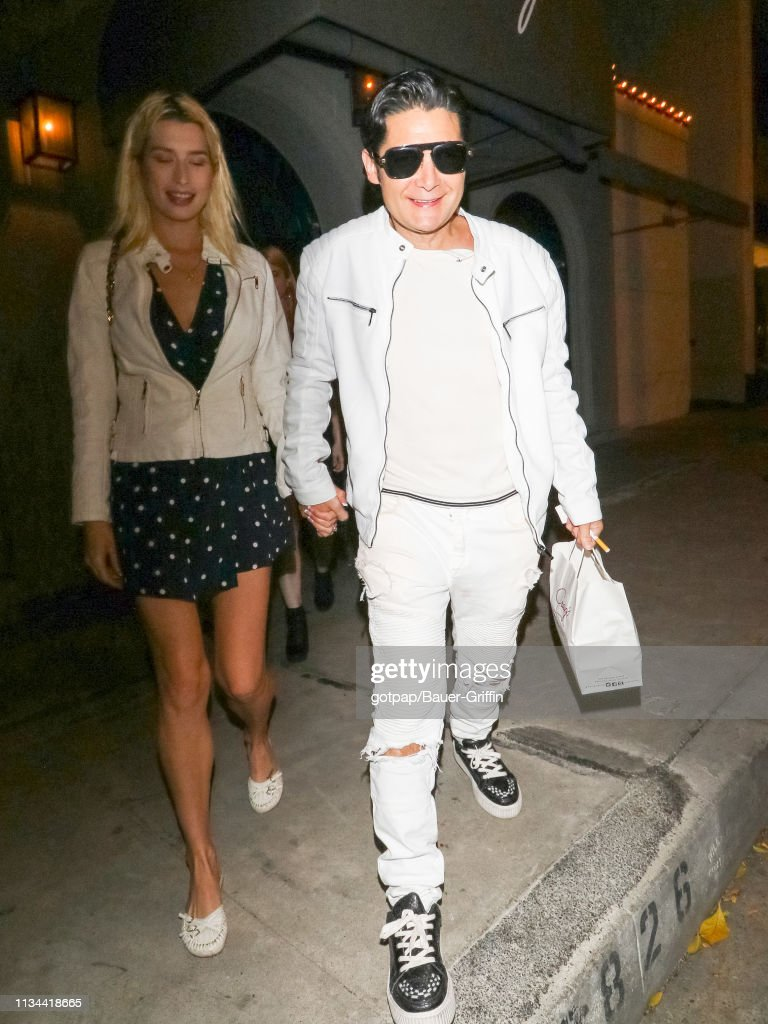 Celebrity Sightings In Los Angeles - April 01, 2019 : News Photo