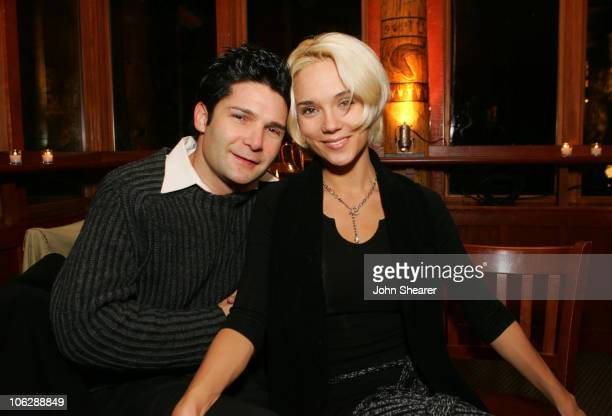 Corey Feldman and Susie Feldman during 2006 Park City Gersh Party at The Canyons in Park City Utah United States