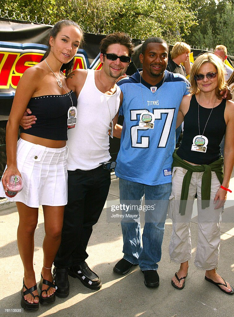 102.7 KIIS FM's Wango Tango 2003 - The Ultimate Reality Show : News Photo