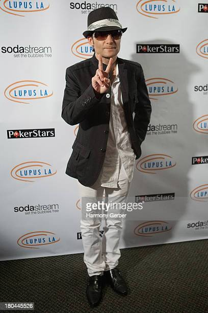 Corey Feldman attends the Get Lucky For Lupus LA! event at Peterson Automotive Museum on September 12, 2013 in Los Angeles, California.