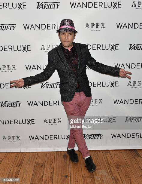 Corey Feldman attends the WanderLuxxe House with Apex Social Club and Tesla presents A BOY A GIRL AND A DREAM Premiere Party featuring Casamigos...