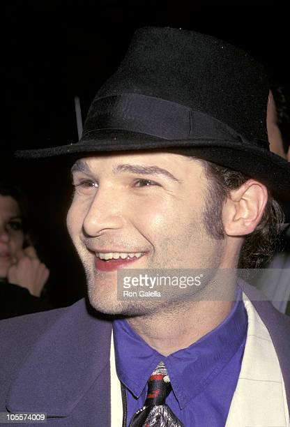 Corey Feldman during Private Parts New York City Premiere at Madison Square Garden in New York City New York United States