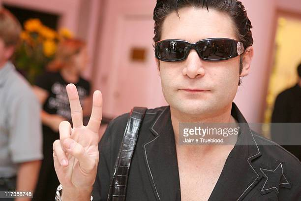 Corey Feldman during Silver Spoon Hollywood Buffet Day 1 at Private Residence in Beverly Hills CA United States Photo by Jaimie Trueblood/WireImage...