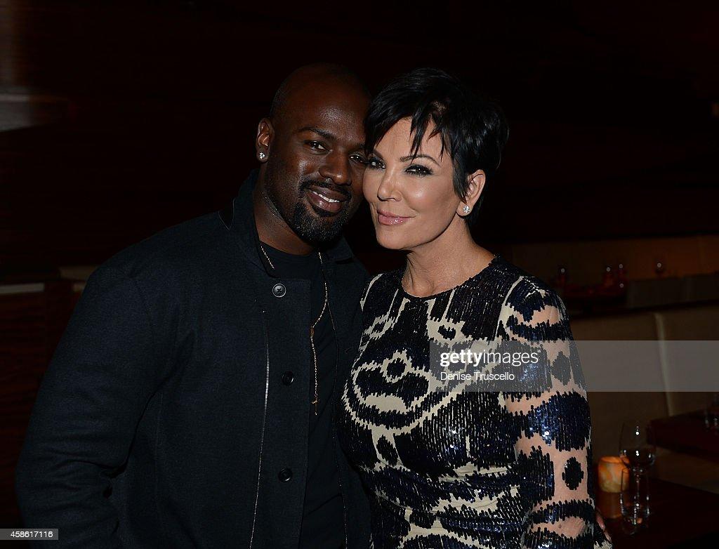 Kris Jenner Birthday Dinner At STACK Restaurant & Bar At The Mirage : News Photo