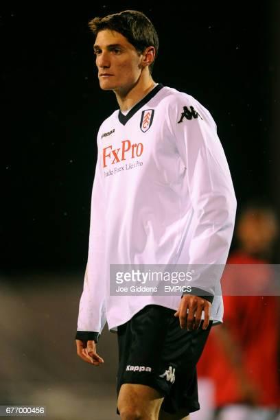 Corey Gameiro Fulham