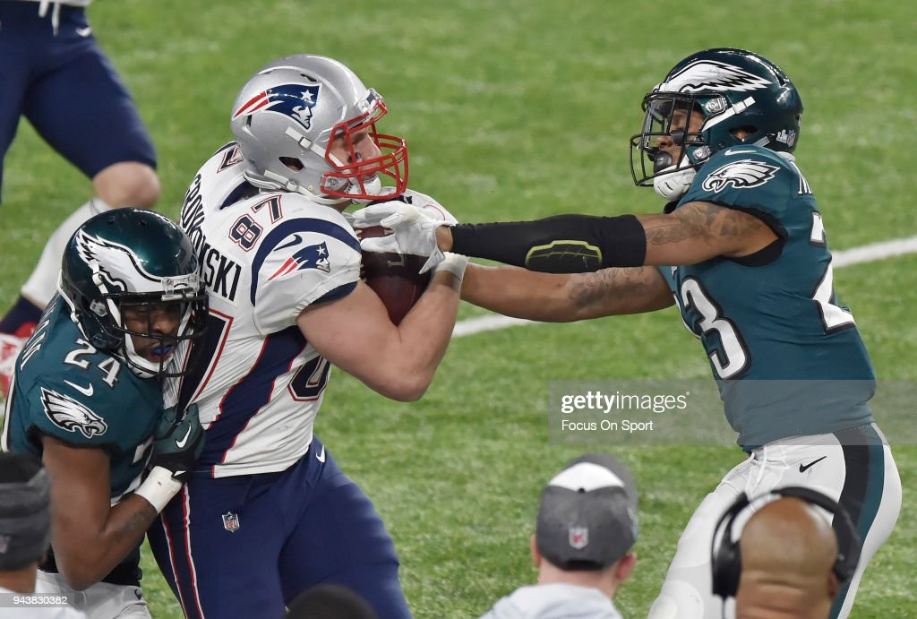 Super Bowl LII - New England Patriots v Philadelphia Eagles : News Photo