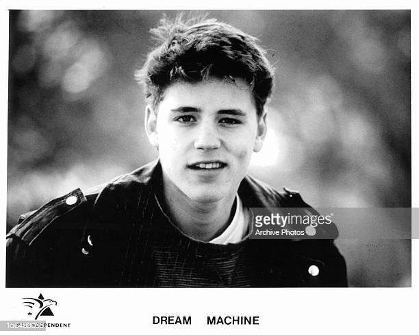 Corey Haim in a scene from the film 'Dream Machine' 1991
