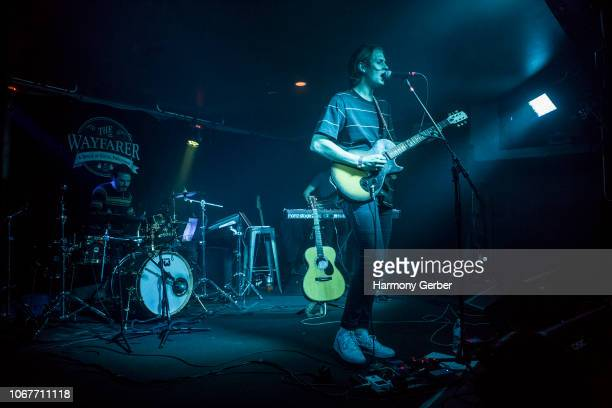 Corey Harper performs at The Wayfarer on November 14 2018 in Costa Mesa California