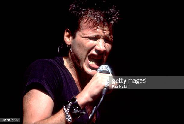 Corey Hart at the Poplar Creek Music Theater in Hoffman Estates Illinois August 31 1984