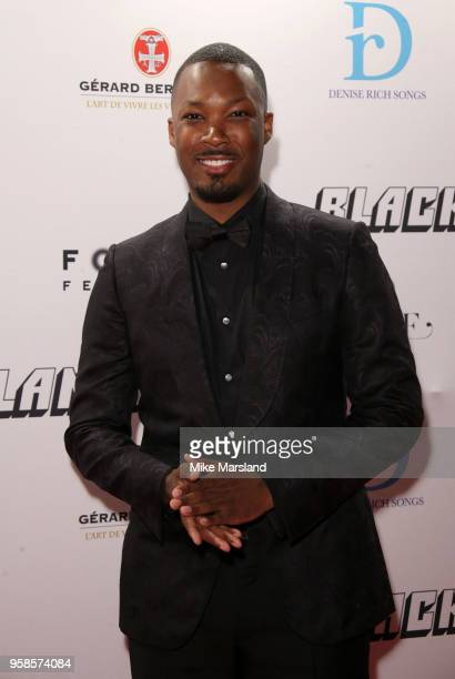 Corey Hawkin attends the BlacKkKlansman After Party during the 71st annual Cannes Film Festival at on May 14 2018 in Cannes France