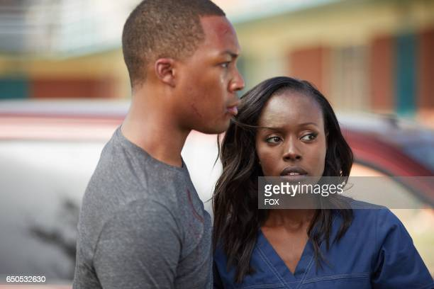Corey Hawkins and Anna Diop 24 LEGACY begins its twonight premiere event following 'SUPERBOWL LI' on Sunday Feb 5 and will continue Monday Feb 6 on...
