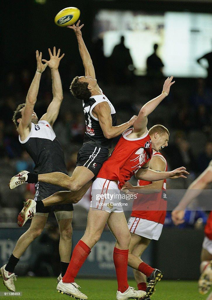 VFL Grand Final - North Ballarat v Northern Bullants