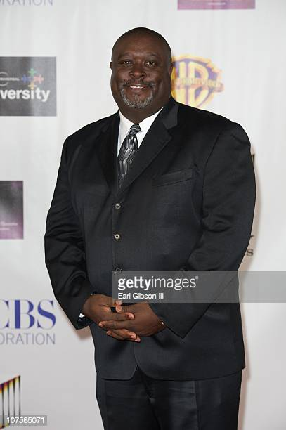 Corey L Dantzler of the Challengers Boys Girls Club appears on the red carpet for the 2nd Annual AAFCA Awards on December 13 2010 in Los Angeles...