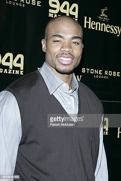 Corey Maggette attends Hennessy and 944 Magazine Celebrate Baron Davis' Birthday with Suprise Red Carpet Affair at Stone Rose on March 22 2008 in...