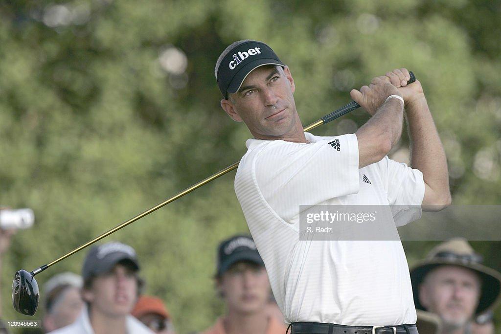 2005 U.S. Open - Practice - June 15, 2005