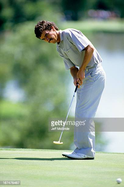 Corey Pavin during the 67th PGA Championship held at Cherry Hills Country Club in Englewood Colorado August 811 1985