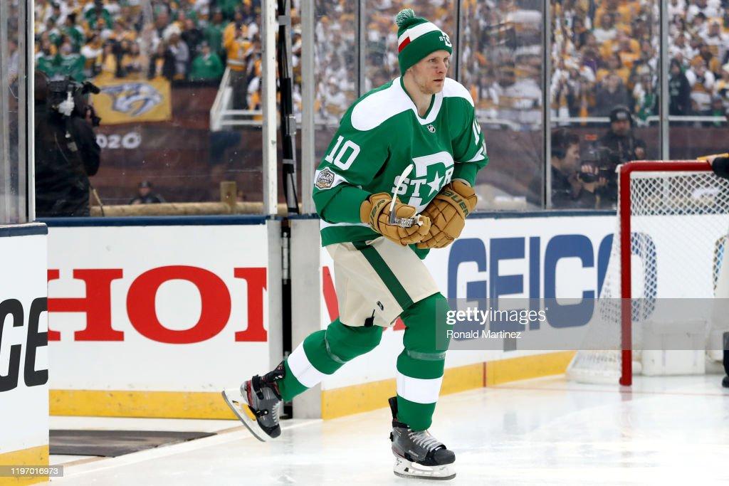 2020 Bridgestone NHL Winter Classic - Nashville Predators v Dallas Stars : News Photo