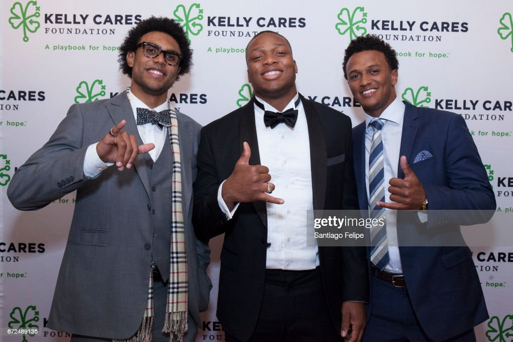 2017 Kelly Cares Foundation Irish Eyes Gala