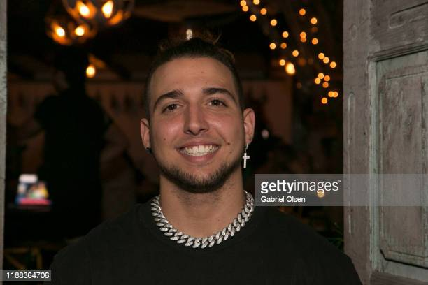 Corey Scherer attends the MetaLife Launch Influencer Dinner at Bacari W 3rd on November 17 2019 in Los Angeles California