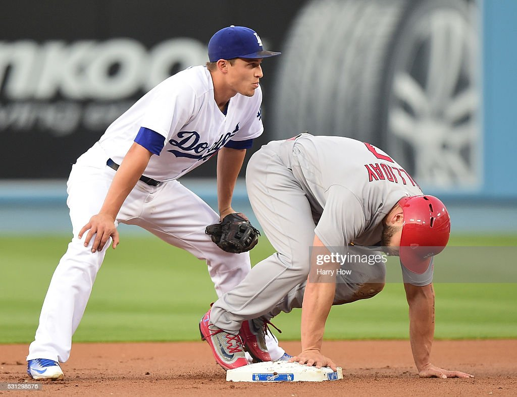 St Louis Cardinals v Los Angeles Dodgers : News Photo