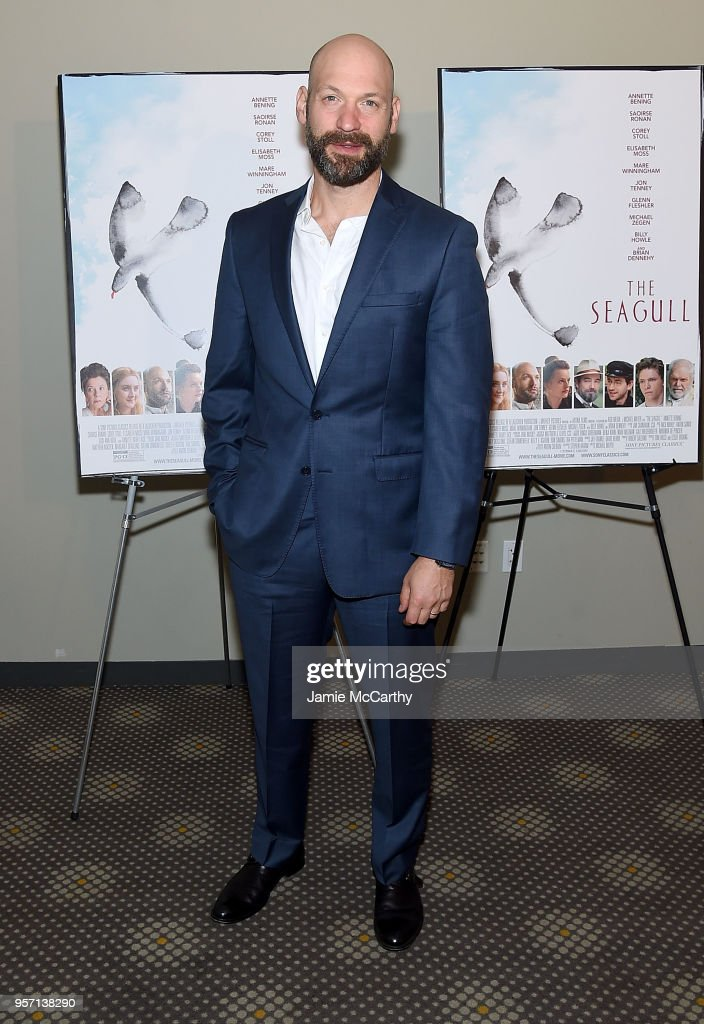 Corey Stoll attends 'The Seagull' New York Screening at Elinor Bunin Munroe Film Center on May 10, 2018 in New York City.