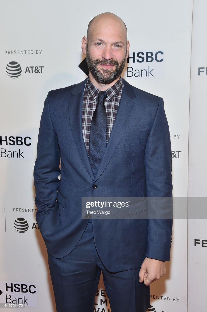 Corey Stoll attends 'The Seagull' premiere during the 2018 Tribeca Film Festival at BMCC Tribeca PAC on April 21, 2018 in New York City.
