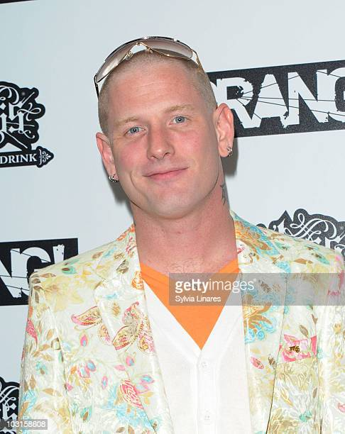 Corey Taylor of Slipknot attends the Relentless Energy Drink Kerrang Awards at The Brewery on July 29 2010 in London England