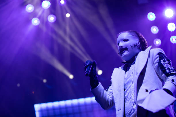 IRL: Slipknot Perform At The 3 Arena, Dublin