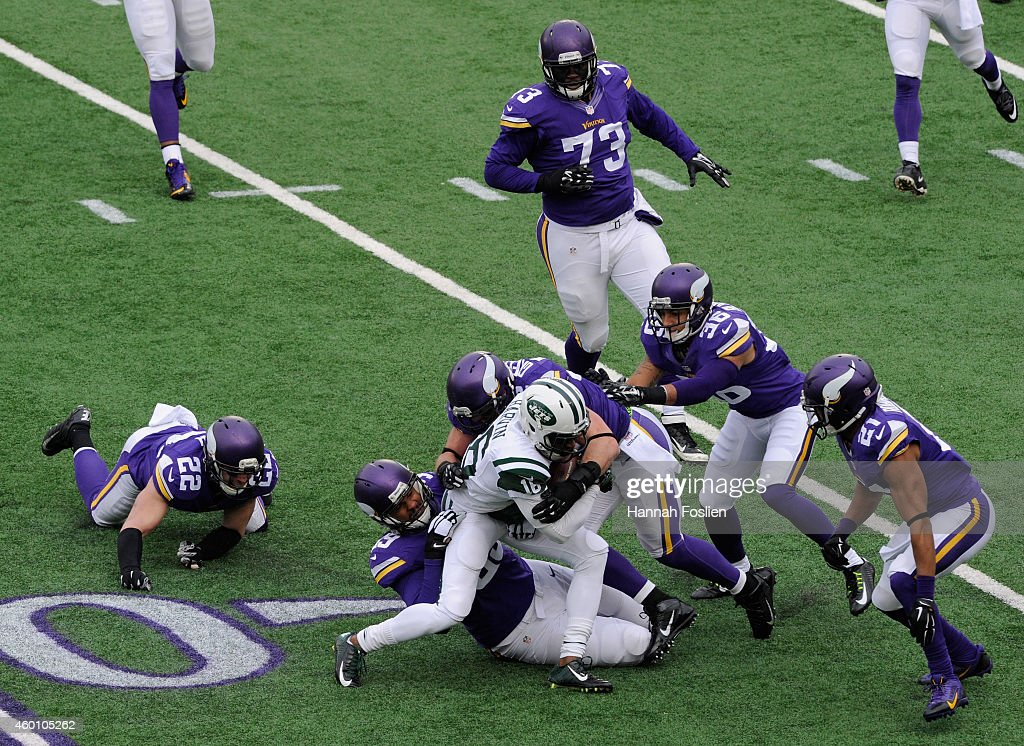New York Jets v Minnesota Vikings
