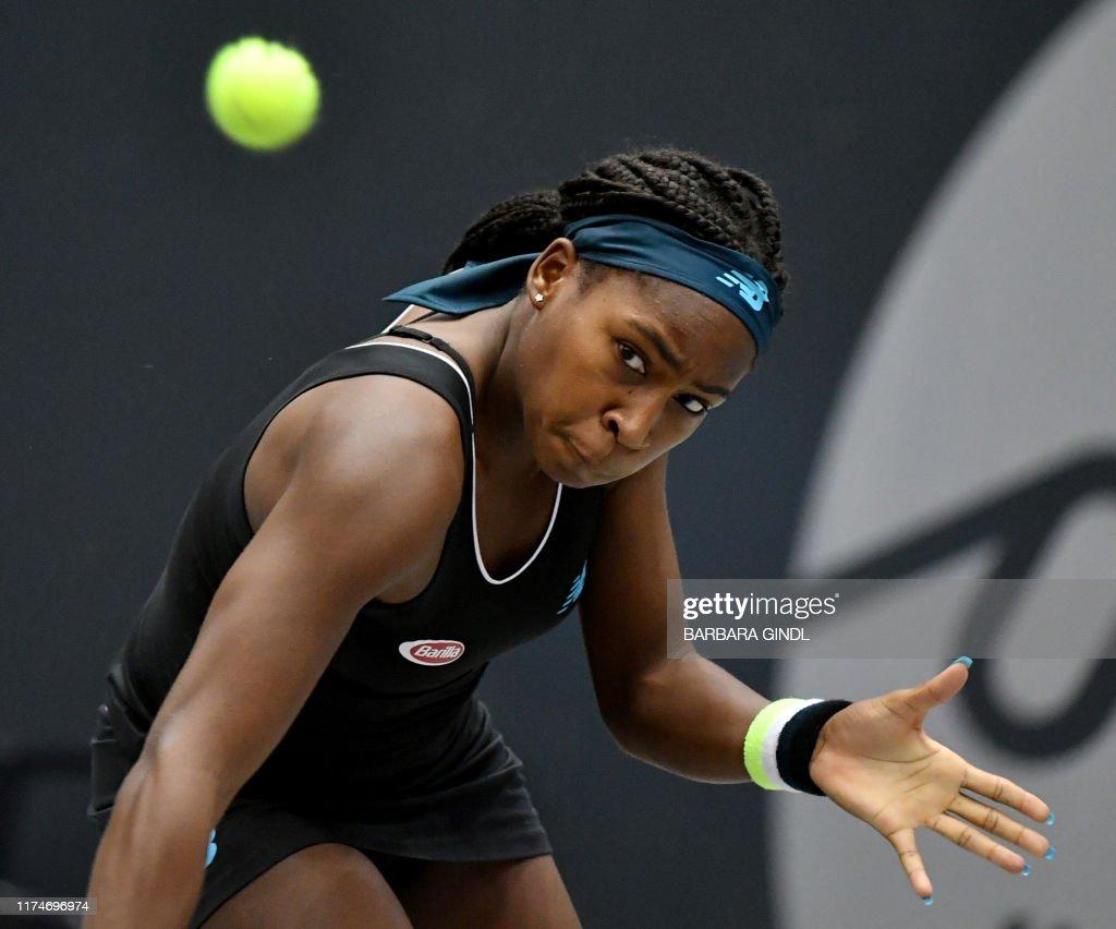 TENNIS-WTA-AUT : News Photo