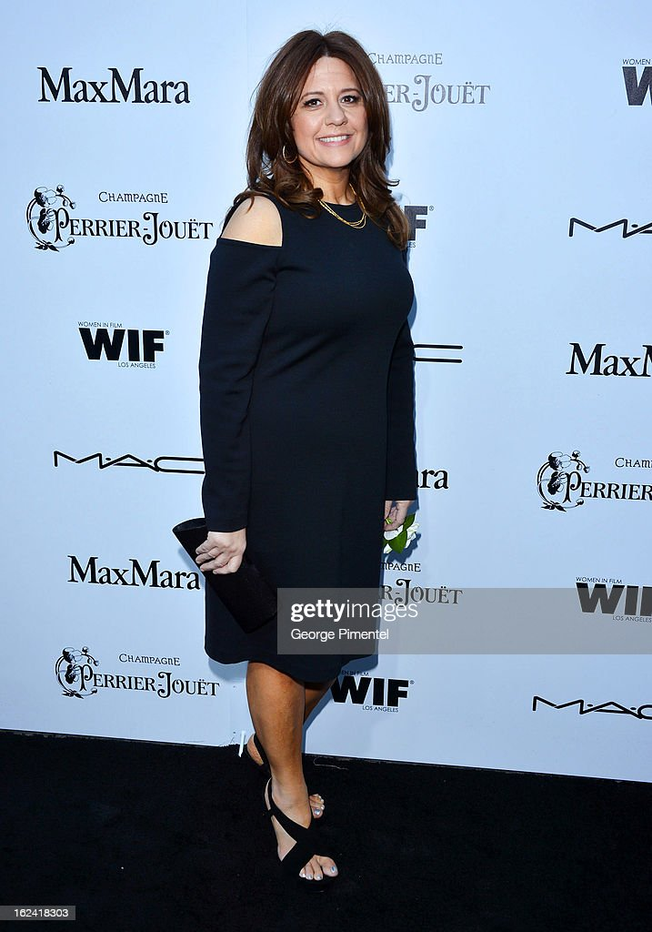 Cori Shepherd Stern attends the 6th Annual Women In Film Pre-Oscar Party hosted by Perrier Jouet, MAC Cosmetics and MaxMara at Fig & Olive on February 22, 2013 in Los Angeles, California.
